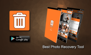 Disk Digger Photo Recovery Application