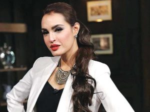 Highly Qualified Pakistani celebrities nadia