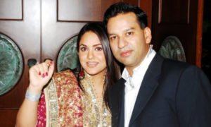 nadia Pakistani Celebrities divorced
