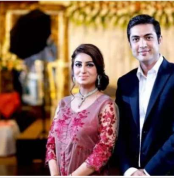 Iqrar-ul-Hassan second marriage