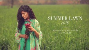 lawn, Khaadi Launching Summer lawn 2018 on 7th April 2018 | Online & Stores