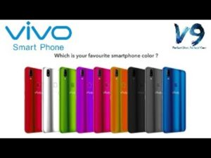 v9, Vivo V9 Smart Phone is Launching in Pakistan | Enriched Features