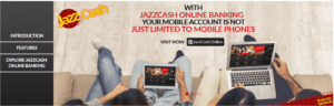 JazzCash Online Banking, JazzCash Launched Online Banking – Now Use JazzCash from Web