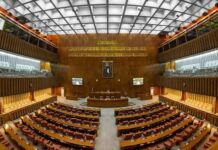 Pakistan Senate Summer Internship