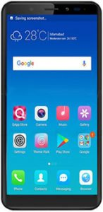 QMobile, QMobile Q Infinity Series in Pakistan (Specifications)