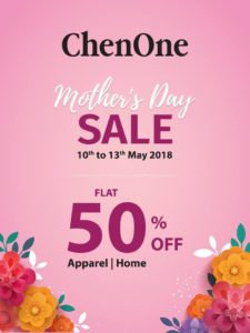 Mother Day Sale 2018