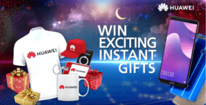 Exciting Gifts, Win Exciting Gifts by HUAWEI in this Ramzan 2018 (SayShukran)