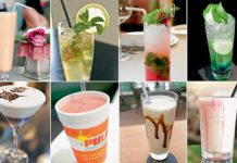 Famous Drinks