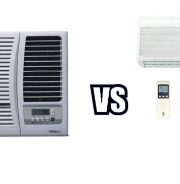 Window VS Split AC