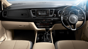 Kia Grand Carnival, Grand Carnival launched by Kia-Lucky Motors in Pakistan 2018