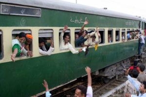 Pakistan Railways, Travel Free in Pakistan Railways if you are…?