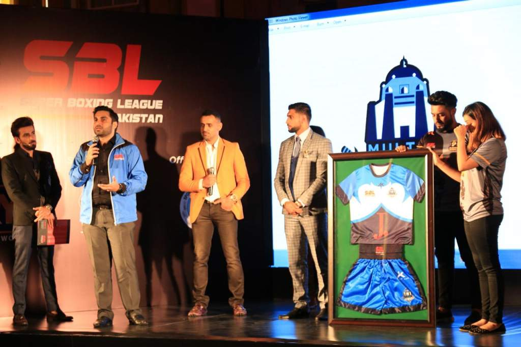 Super Boxing League, Pakistan's Very Own 'Super Boxing League' Launched by Amir Khan