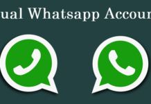 Double WhatsApp Accounts