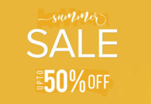 Mid-Summer Sale 2018