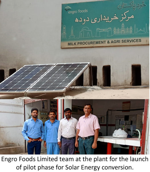 engro, Engro Food's Goes Eco- Friendly for Sustainable Production