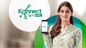 HBL Konnect Mobile Account