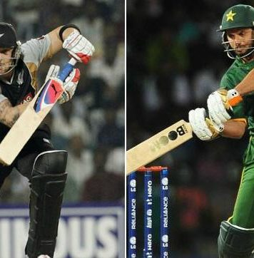 Pak VS NZ Series