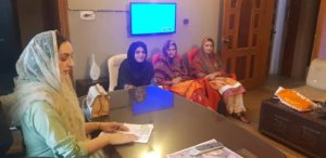 Momina Basit, All about Momina Basit – The Youngest Hardworking Candidate of PTI from KPK