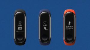 Xiaomi Mi Band 3 bands
