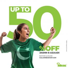 14th August Azaadi Sale 2018, Check Out 14th August Azaadi Sale 2018- Major Clothing Brands