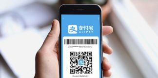 Alipay online payment