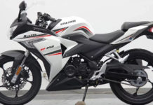 Sultan 250cc Sports Bike