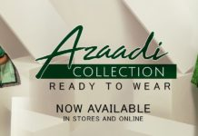 Gul Ahmed Azaadi Collection 2018