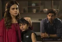 Khafa Khafa Zindagi cast