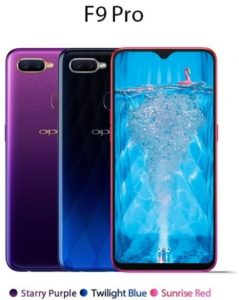 Oppo F9, Finally, Oppo F9 Launched in Pakistan – Check the Price & Specifications