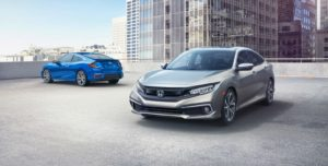 Honda Civic, Honda Civic 2019 with Refreshed Face| Now in Sensing Technology