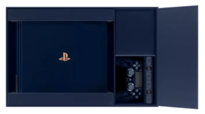 Sony PS4 PlayStation Console, Sony PS4 PlayStation Console is Releasing | Gorgeous Translucent Console