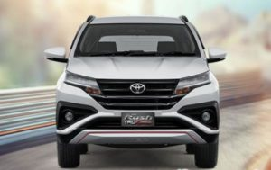 Toyota Rush 2018, Toyota Rush 2018 to Launch on 30th August in Pakistan – Check The Specifications