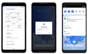 Android 9 Pie Wellbeing Features