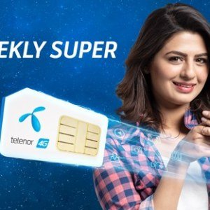 Telenor Super 4G Weekly Internet offer | 1500 MB + 500 MB  in just Rs. 100