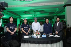 smartphone, Samsung Launched Galaxy A7 (Triple Cameras), J4+ & J6+ Series in Pakistan