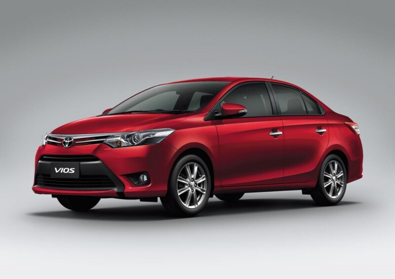 Toyota Vios in Pakistan, Toyota Vios in Pakistan: Replacement for Toyota Gli