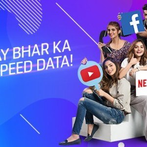 Telenor Ultra 4G Weekly Internet offer | 4000 MB +1000 MB in just Rs. 160