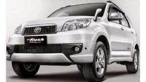 Toyota Rush, A 7-Seater New Toyota Rush Introduced in Pakistan| Key Features