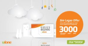 Ufone Hajj & Umrah Super Roaming Offer 2019 | Roaming Super Card