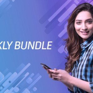 Telenor 4G Weekly Internet Bundle | 750 MB for fb in just Rs. 75