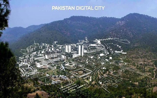 Pakistan Digital City, Pakistan Digital City: An Incredible initiative by the Government of KPK
