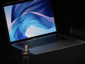 apple, Apple iPad Pro and Apple MacBook Air are Unveiled by the Company