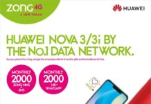 Zong Combo Pack, Zong Combo Pack Offer – 3000 MB & All Network Minutes