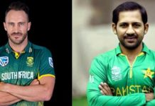 Pakistan vs. South Africa Series