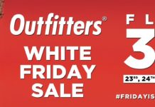 White Friday Sale 2018