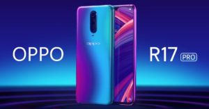 Oppo R17 Pro, Oppo R17 Pro will be Available in Pakistan Market on 15th December 2018