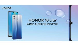 Huawei Honor 10 Lite, Huawei Honor 10 Lite with 24MP AI Selfie Camera|Launching Soon in Pakistan