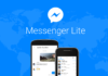Facebook's Messenger Lite