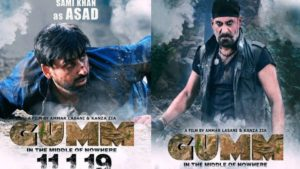 Film Gumm, Pakistani Film Gumm will Release on 11th January 2019| Local Cinemas of Pakistan