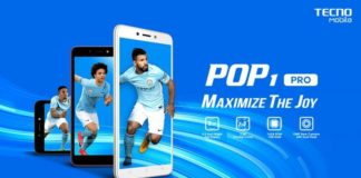 Tecno Pop 1 Pro in Pakistan